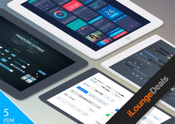 Daily Deal: Pay What You Want iOS Designer Bundle