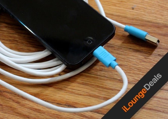 Daily Deal: MFi-Certified 10-Ft iOS Lightning Cable