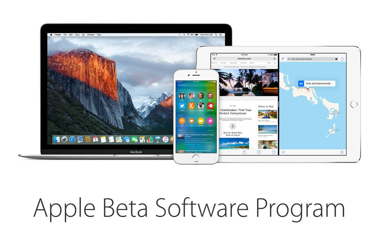 Apple releases iOS 9 public beta