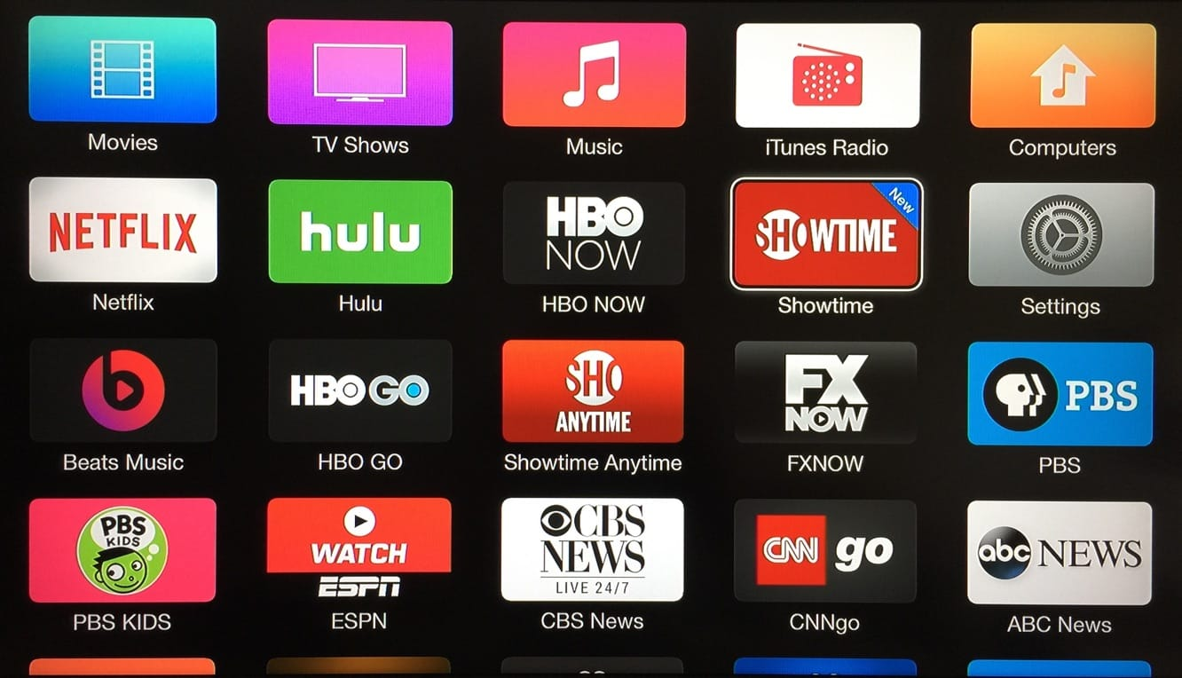 Showtime's standalone Apple TV channel arrives with free trial