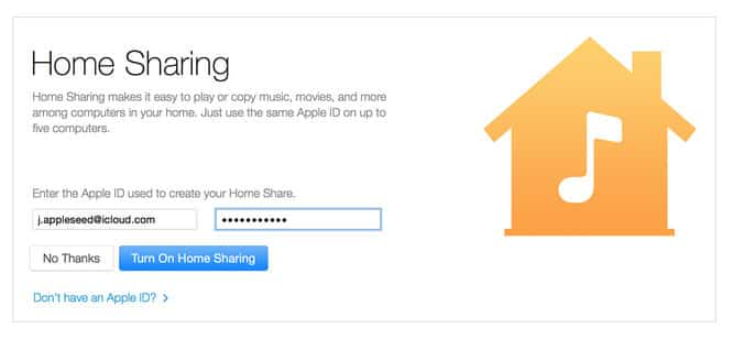 Apple aims to bring back Home Sharing for music in iOS 9