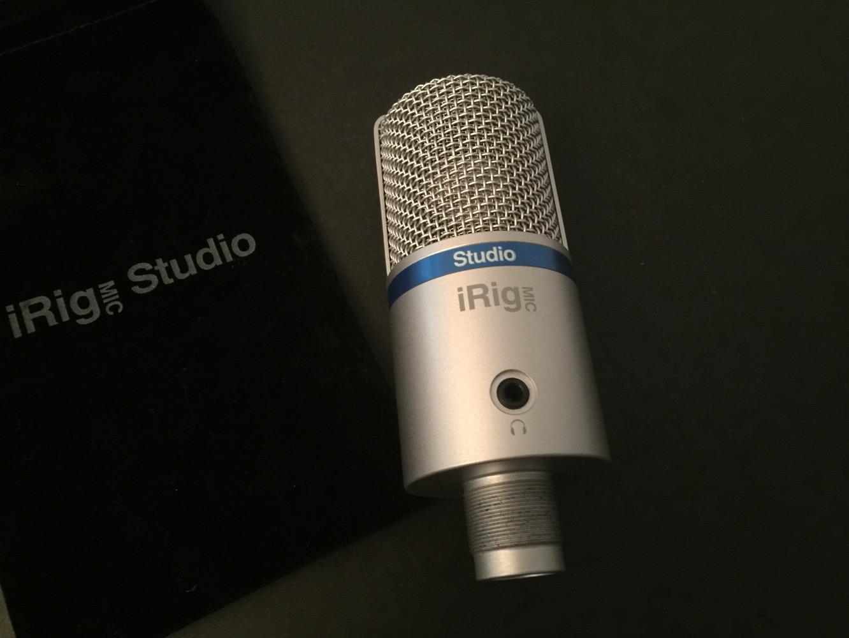 Review: IK Multimedia iRig Mic Studio
