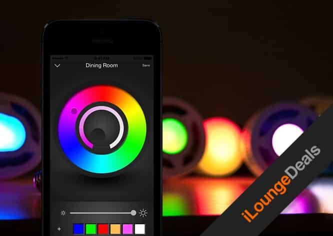 Daily Deal: ilumi Bluetooth Smartbulb