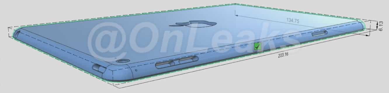 Leaked video hints at thinner iPad mini 4