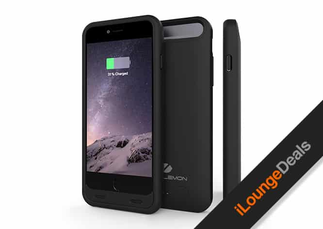 Daily Deal: Slim Juicer 3100mAh Battery Case for iPhone 6