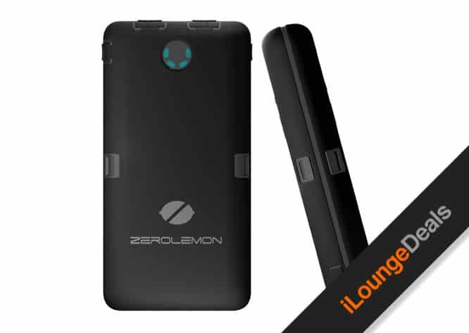 Daily Deal: ZeroLemon ToughJuice 30000mAh Battery Pack