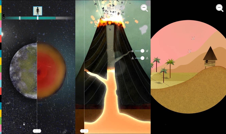 1Password, Dropbox, The Earth by Tinybop, IMDb, OpenTable, Pocket