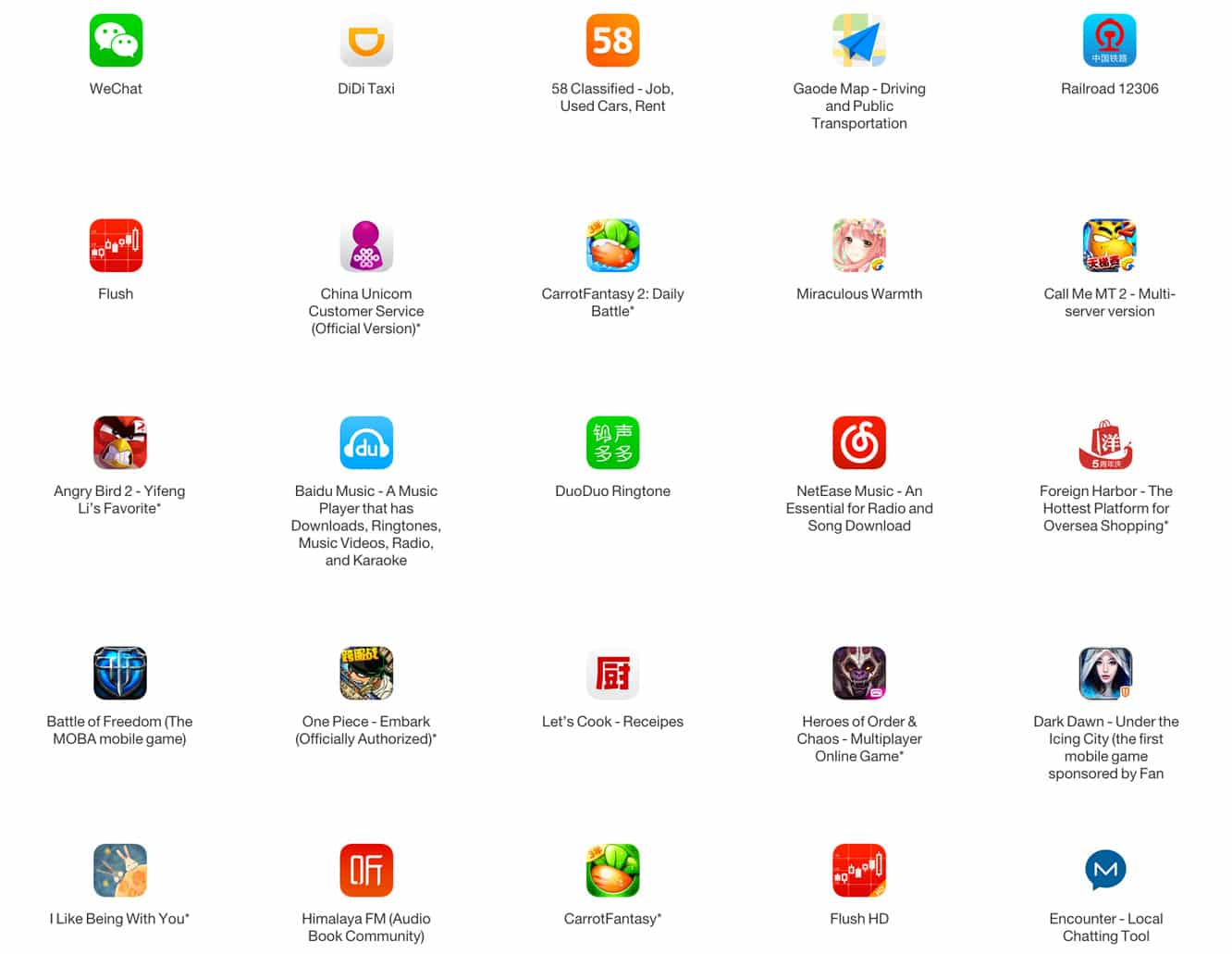 Apple posts XcodeGhost Q&A, lists affected apps