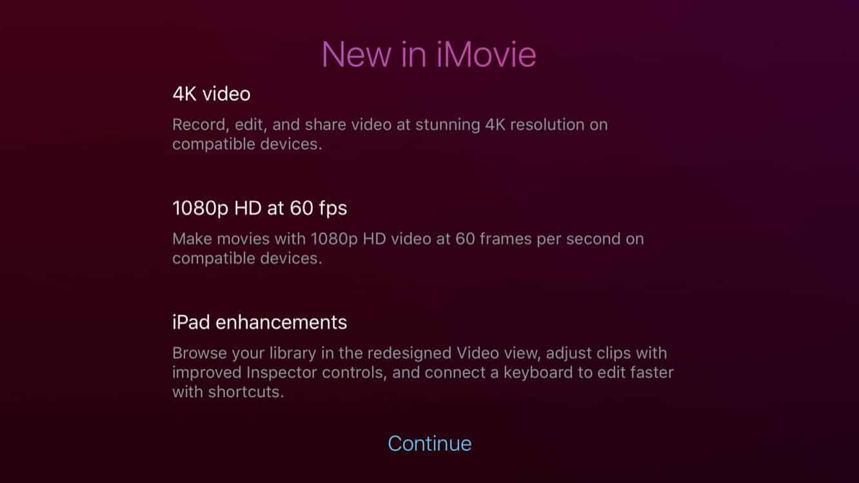 Apple releases iMovie 2.2