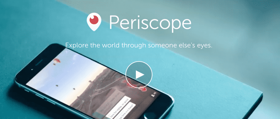 Report: Periscope app coming to Apple TV