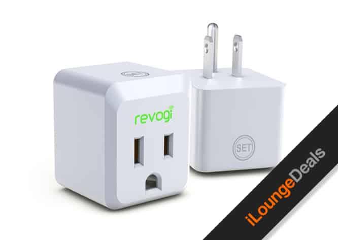 Daily Deal: Revogi 'Smart Meter' Bluetooth Outlet