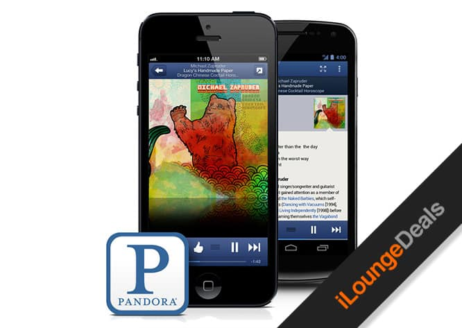 Daily Deal: Pandora One: 6-Month Subscription