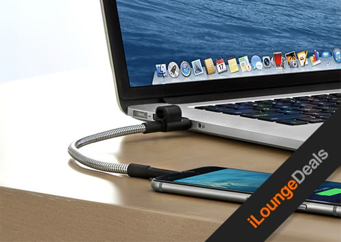 Daily Deal: Titan Loop MFi-Certified Lightning Cable