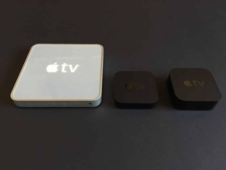 Apple TV: Unboxing + comparison gallery