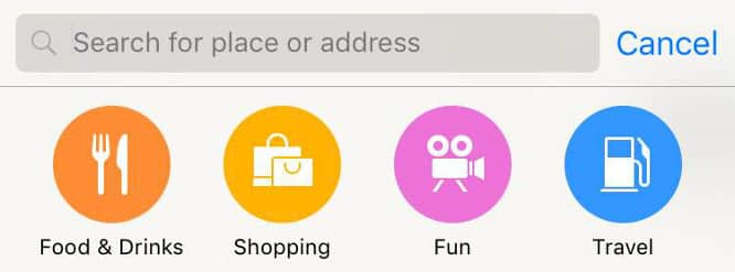 Apple expands 'Nearby' search results in Maps to four new countries