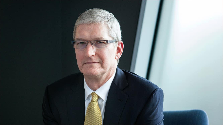 Apple CEO Tim Cook talks privacy to NPR