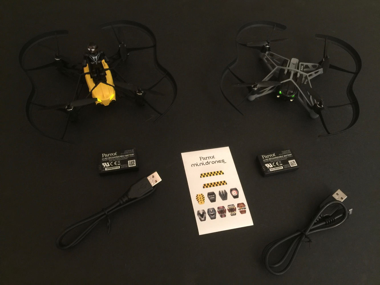 Review: Parrot Airborne Night and Airborne Cargo Drones