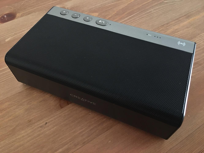 Review: Creative Sound Blaster Roar 2 Bluetooth Speaker