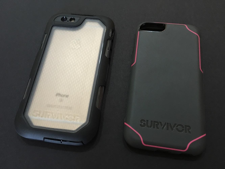 Review: Griffin Survivor Journey and Survivor Summit for iPhone 6/6s