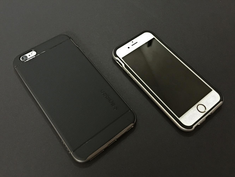 Review: Spigen Neo Hybrid / Carbon / EX + Ultra Hybrid for iPhone 6s/6s Plus