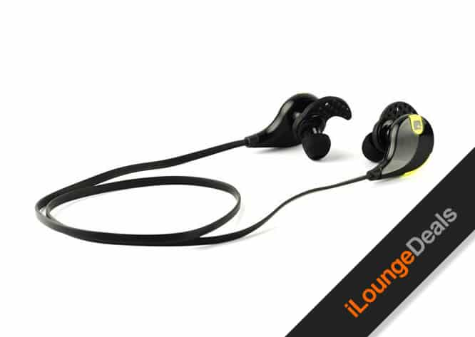 Daily Deal: MMOVE Stereo Bluetooth Earbuds