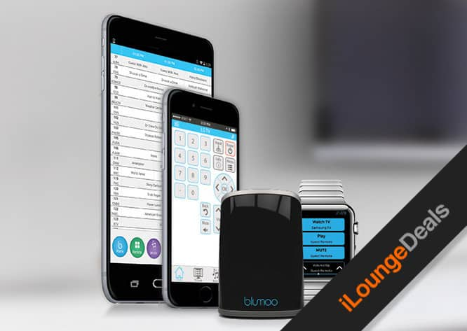 Daily Deal: Blumoo Bluetooth Universal Remote