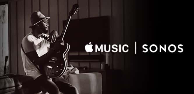 Apple Music coming to Sonos Dec. 15 through public beta program