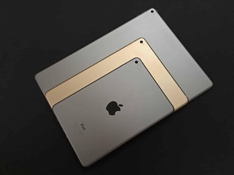 iPad Pro: Unboxing + comparison photos