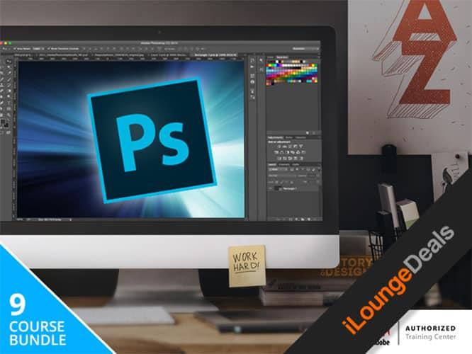 Daily Deal: 'Train Simple' Adobe Photoshop Bundle