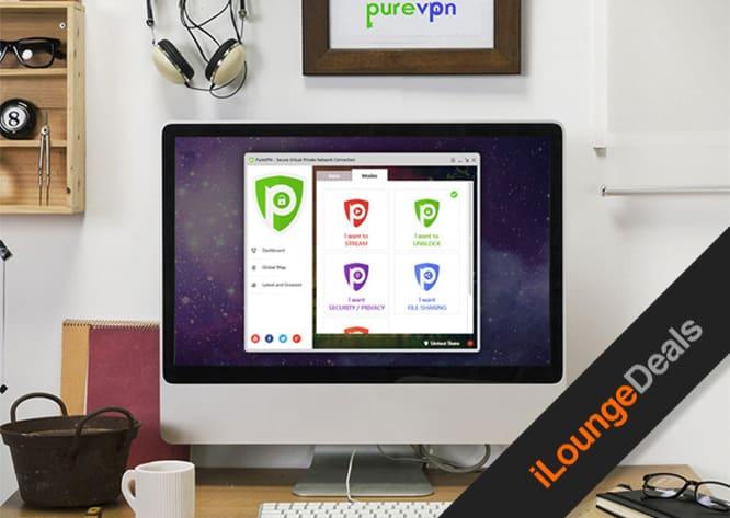 Daily Deal: PureVPN Lifetime Subscription