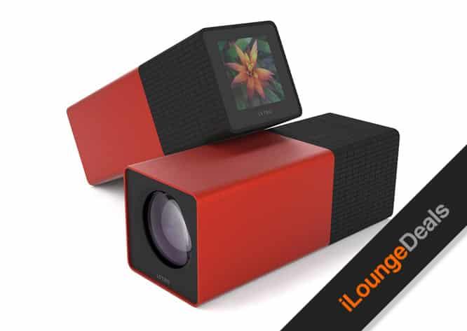 Daily Deal: First Generation Lytro 16GB Camera