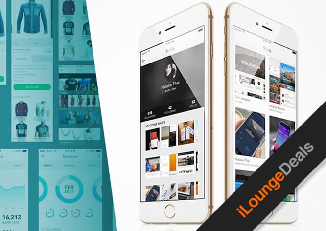 Daily Deal: Mega iOS App Design Kit