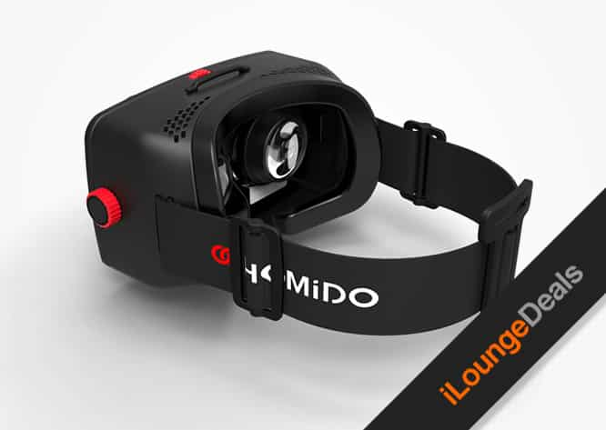 Daily Deal: Homido Virtual Reality Headset