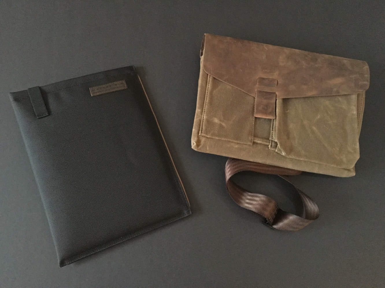 Waterfield Designs Dash Sleeve and Outback Solo for iPad Pro