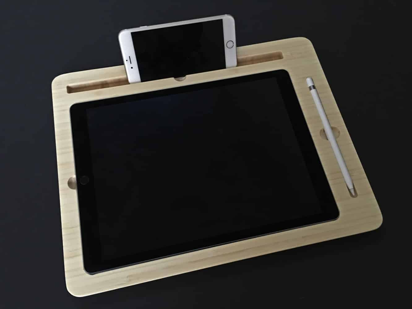 iSkelter Canvas Creator and Canvas Pro LapDesks for iPad Pro