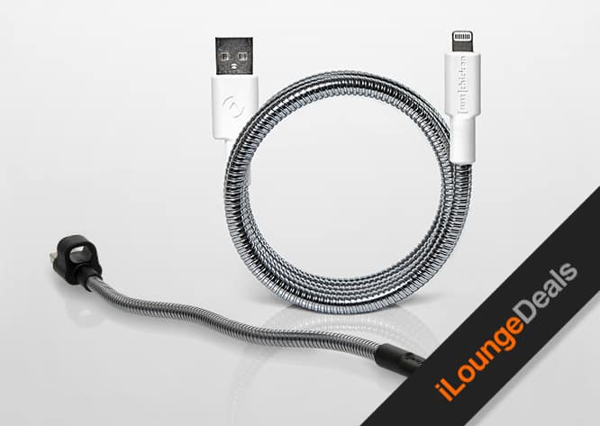 Daily Deal: Last chance to get the Titan Cable & Titan Loop Lightning Charger Bundle