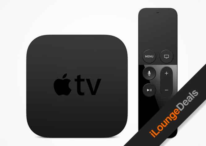 Daily Deal: The New Apple TV Giveaway