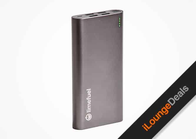 Daily Deal: Limefuel Blast 20000mAh Battery Pack
