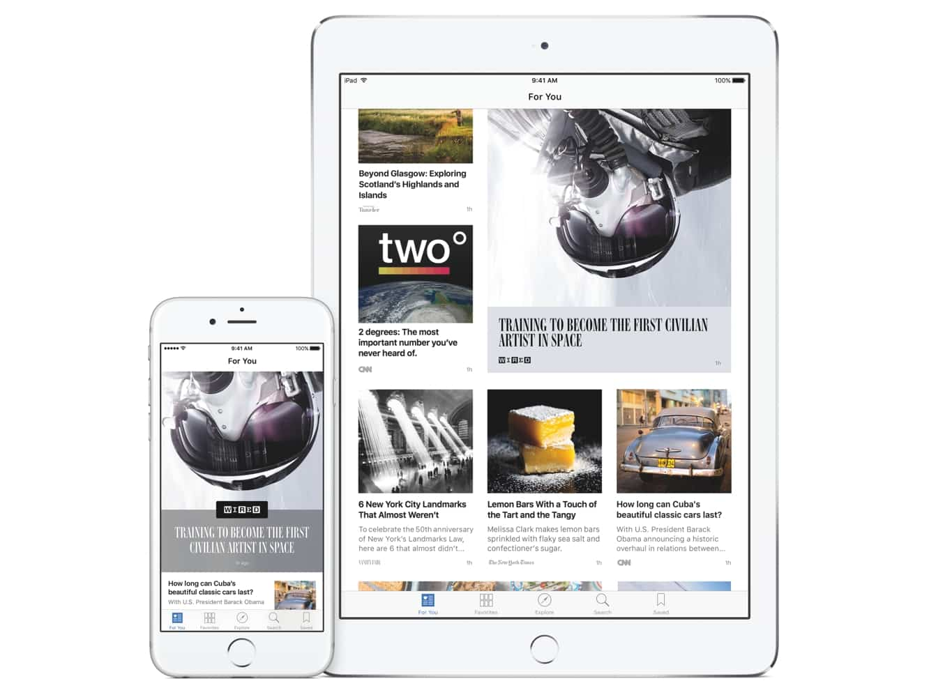 Report: Apple to offer subscription content via News app