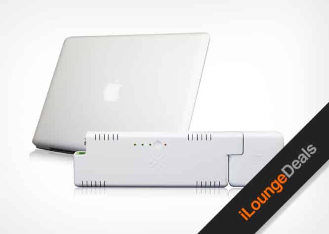 Daily Deal: ChugPlug Portable Macbook Power Pack