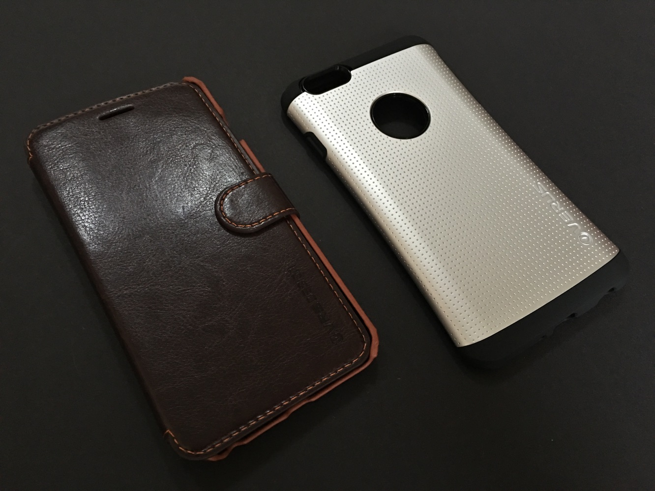 Review: VRS Design Layered Dandy + Thor for iPhone 6/6s Plus