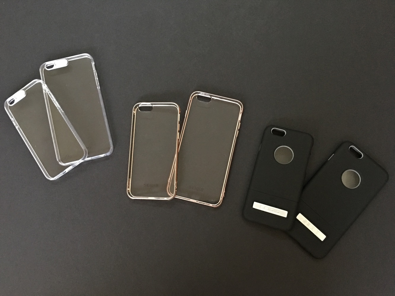 Review: Seidio Luma, Surface + Tetra for iPhone 6/6s and iPhone 6/6s Plus