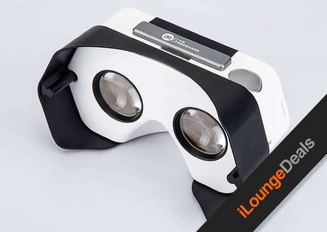 Daily Deal: DSCVR Virtual Reality Headset for Smartphones