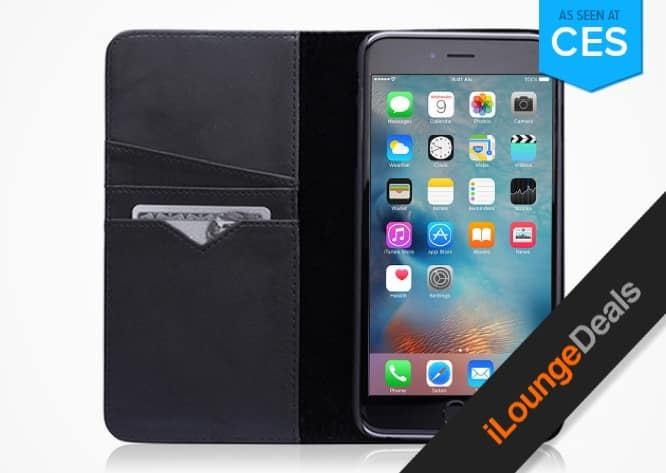 Daily Deal: Anti Radiation RFID-Blocking iPhone 6/6S Case & Wallet
