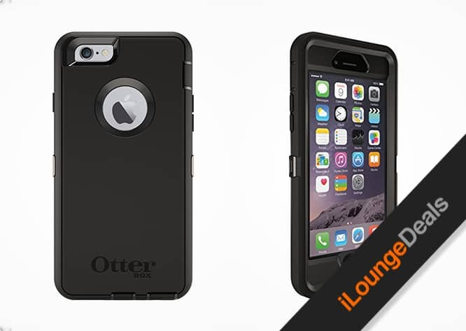 Daily Deal: Otterbox Defender Case for iPhone 6/6S
