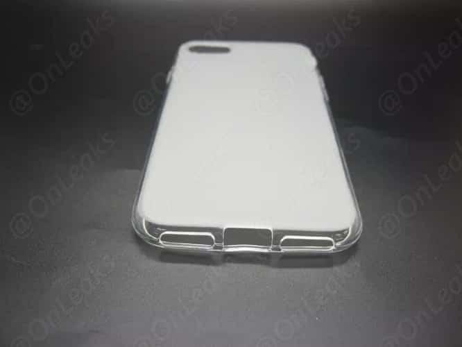 Leaked case images fuel speculation iPhone 7 lacks headphone jack