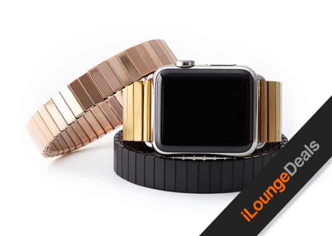 Daily Deal: XISTWEAR Metal Watchband for Apple Watch