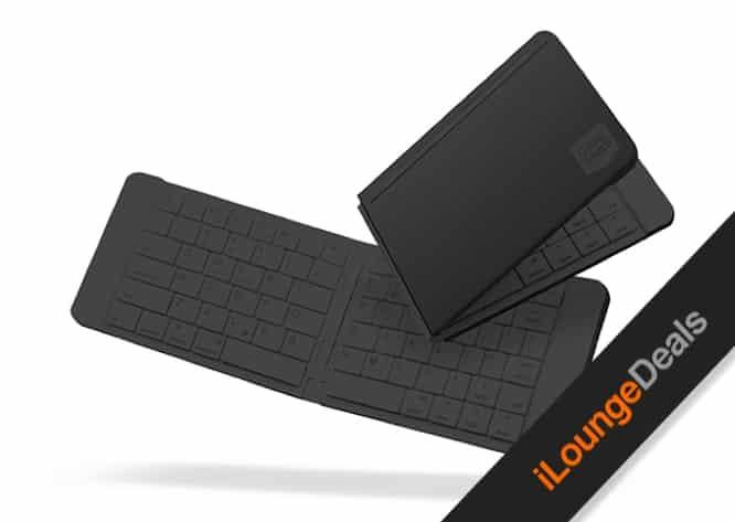 Daily Deal: Casestudi Folding Bluetooth Keyboard