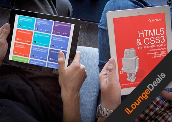 Daily Deal: SitePoint Premium Tech Courses, Lifetime Subscription