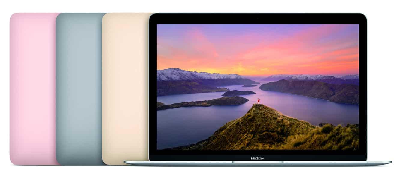 Apple MacBook (April 2016)